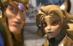 【王国征战】 游戏移动预告片 by Puppetworks Animation Studio