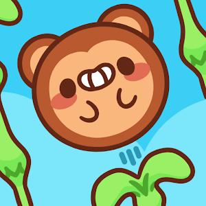 猴子滚动:可爱攀爬 Mod0.3g
