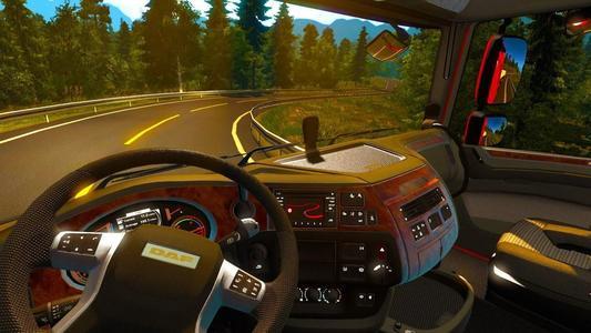 真实模拟开车手游有哪些