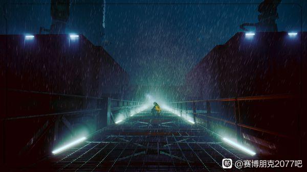 《赛博朋克2077》电影式摄影作品欣赏