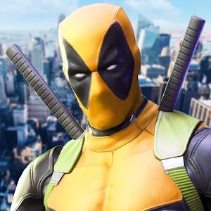 死亡X英雄:犯罪城市战斗